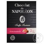 Конфеты Chocolat de Napoleon Французские трюфели Fantaisie классические и со вкусом малины 2*100г