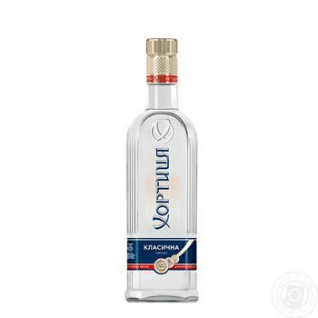 Khortytsya Сlassic 40% 0,5l