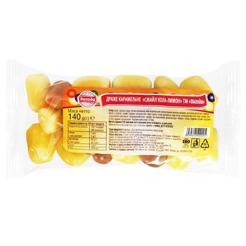 Драже Выгода Кола-лимон 140г - купить, цены на Varus - фото 1