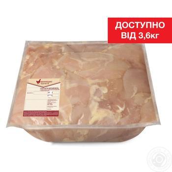 Филе Винницкие курчата цыпленка-бройлера охлажденное (от 3,6кг вакуумная упаковка)