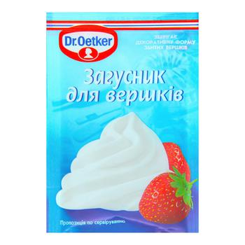 Dr.Oetker Thickener For Cream