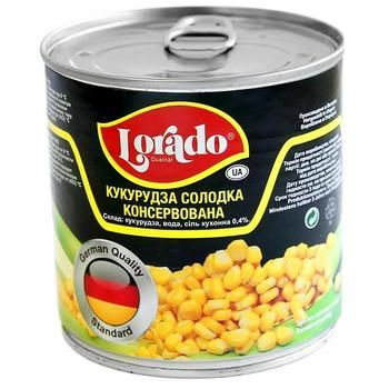Lorado Sweet Canned Corn 425ml