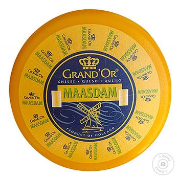 Grand`Or Maasdam Cheese 45% - buy, prices for Furshet - image 1