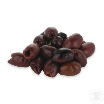 Amalihia Green Chalcidikes olives weigh - buy, prices for Furshet - image 1