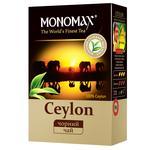 Чай чорний Мономах Цейлон листовий цейлонський 90г