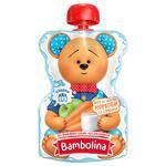 Bambolina Apple-Carrot-Cream Puree for Children from 6 months 90g