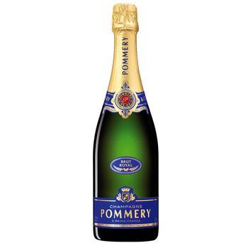 Шампанское Pommery Brut Royal белое брют 12,5% 0,75л