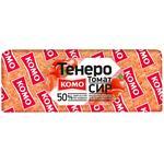 Сыр Комо Тенеро Томат твердый 50% весовой
