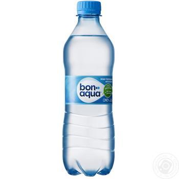 Вода Бонаква негазированная пластиковая бутылка 500мл Украина - купить, цены на Фуршет - фото 1