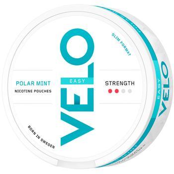 Подушечки никотиновые Velo Polar Mint Medium