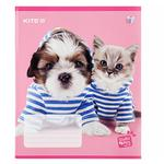 Kite 18 Pages Checkered Notebook