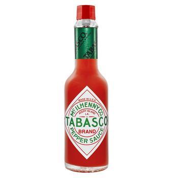 Соус Tabasco Pepper Sauce перцевий червоний 60мл - купити, ціни на Ашан - фото 2