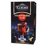Чай черный Edems Глинтвейн в пакетиках 25шт