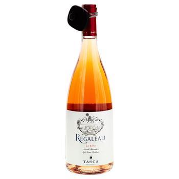 Вино Tasca d'Almerita Regaleali Le Rose розовое сухое 13% 0,75л