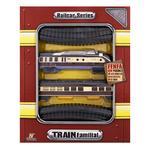 Essa Steam Locomotive with Wagon Toy Set