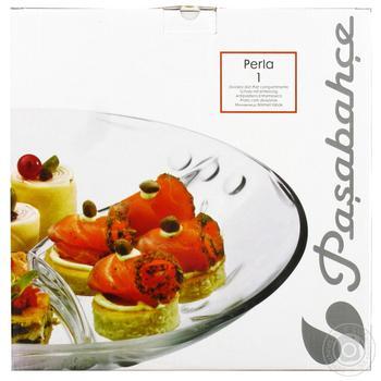 Менажниця Pasabahce Perla 27cм - купити, ціни на Ашан - фото 3