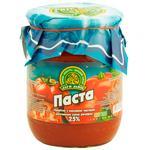 Паста томатная Дары Ланов 520г