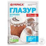 Glaze Ukrasa for pascha 100g - buy, prices for Furshet - image 1