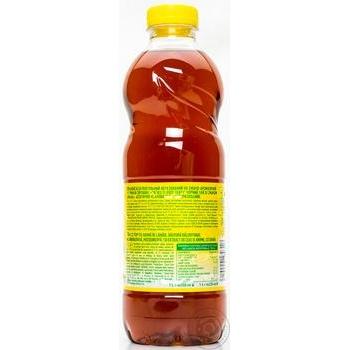 Напій Fuzetea Чорний чай зі смаком лимона негазований 1л - купити, ціни на Метро - фото 3