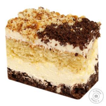 Торт Сметанник (ваг) (вл.вироб.) - купить, цены на Восторг - фото 1