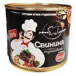Varto Canned Stewed Pork 525g