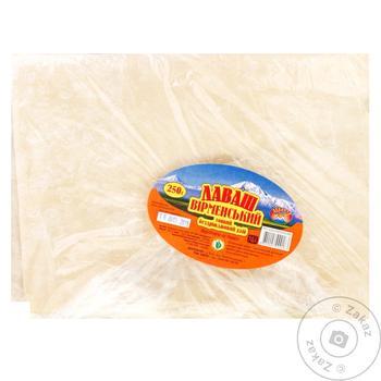 Лаваш Армянский бездрожжевой 250г - купить, цены на Ашан - фото 2