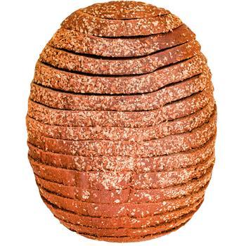 Хліб Дніпровський хлібокомбінат Шведський житній нарізаний 600г - купить, цены на Ашан - фото 1