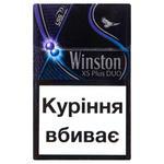 Сигареты Winston XS Plus Duo - купить, цены на СитиМаркет - фото 2