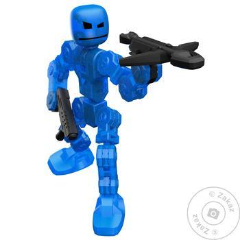 Фігурка д/анімаційної творчості Klikbot S1 синій TST1600Blu