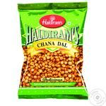 Нут пряний хрусткий Haldiran Chana Dal 200г