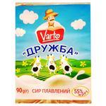 Сыр Varto Дружба плавленый 55% 90г