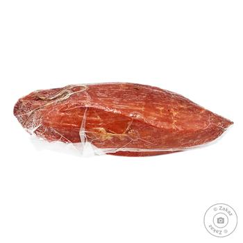 Juicy Smoked-Boiled Beef