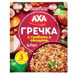 Каша гречневая AXA с грибами и овощами быстрого приготовления 40г