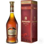 ARARAT Ani 6YO Brandy 500ml gift box