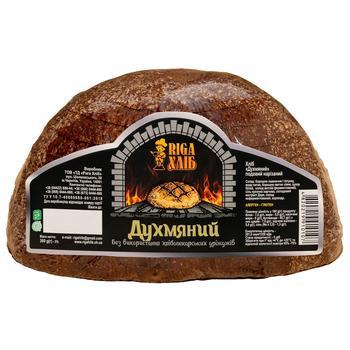 Хліб Riga Хліб Духмяний бездріжджовий 300г - купити, ціни на Ашан - фото 1