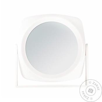 Зеркало косметическое Titania двустороннее 15х15см - купить, цены на Таврия В - фото 1