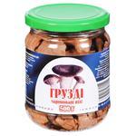 Subota Pickled Whole Milk Mushrooms 500g