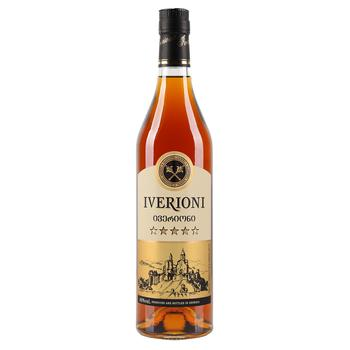 Iverioni Georgian Brandy - buy, prices for CityMarket - photo 1