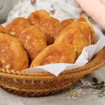 Пирожки по-колумбийски