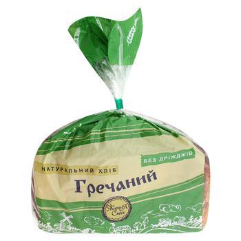 Zhytnya Syla Buckwheat Bread 300g - buy, prices for Auchan - photo 1