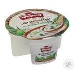 Творог Ферма соус зелень с луком зернистый 7% 150г