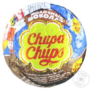 Шоколадна куля Chupa Chups з іграшкою Феї Клубу Вінкс 20г - купити, ціни на МегаМаркет - фото 1
