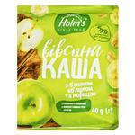 Каша овсяная Holm's с бананом, яблоком и корицей 40г