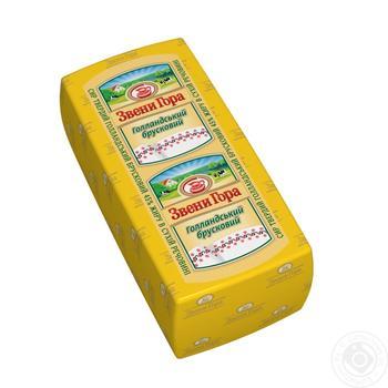 Сир Звени Гора Голландський 45% - купити, ціни на Фуршет - фото 1