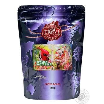 Кава в зернах Trevi Коста-Ріка 250г - купить, цены на Novus - фото 1