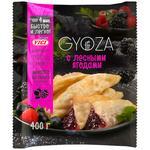 Пельмені Vici Gyoza з лісовими ягодами 400г