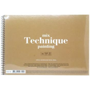 Muse Album for Drawing А4 20 sheets - buy, prices for Auchan - photo 5