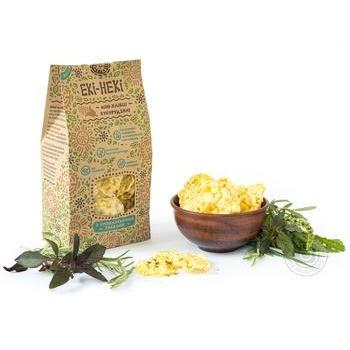 Eki-Neki Corn With Provence Herbs Mini Crispbreads 40g - buy, prices for Novus - image 1