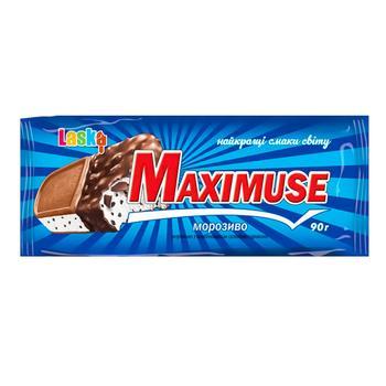 Морозиво Ласка Сендвіч Maximuse 90г