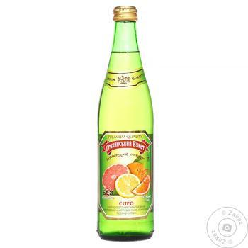 Напиток газированный Грузинский Букет Ситро 0.5л